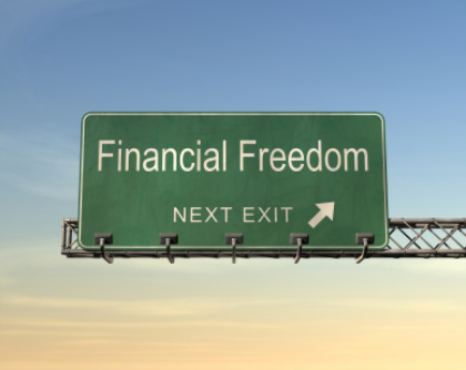 financial-freedom-exit-sign